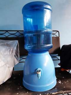 Water Dispenser plus refillable bottle