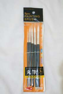 Daiso - Kuas Lukis / Painting Brush