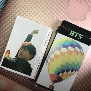 BTS UNOFFICIAL CARDS