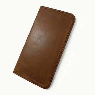 iphone 6 7 8  真皮通用電話殼 手機殼 手機套 leather phone case cover