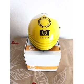 New HP Smiley Emoji Face Mini Dust Vacuum
