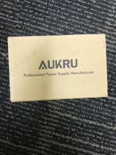 Aukru power supply