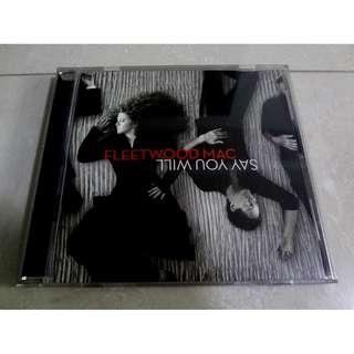 Fleetwood Mac CD Say You Will