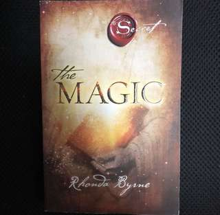 🚚 The Magic By Rhonda Byrne