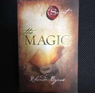 🚚 The Magic By Rhonda Byrne