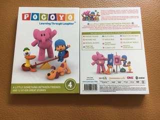 (New) Pocoyo Vol 4 DVD