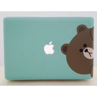 Custom-printed Hardshell Case for Macbook