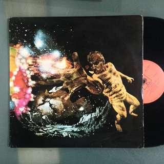 Lp Santana (piring hitam/vinyl)