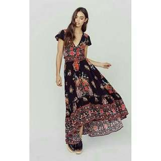 Zaful Dress Vintage