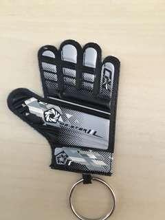 APD Goalkeeper Glove Keychain