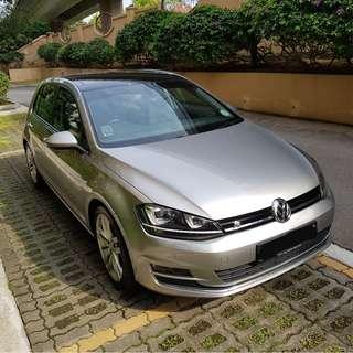 Volkswagen Golf Sport 1.4A TSI EQP MK7