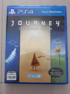 Journey (Collector's Edition) - PS4