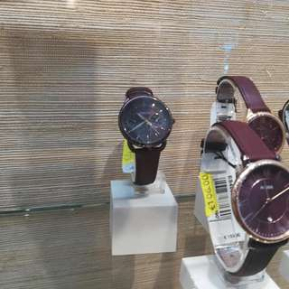 Fossil watches last order 16 July