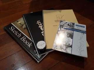 Clearance Sketchbooks