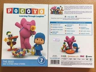 (New) Pocoyo Vol 7 DVD