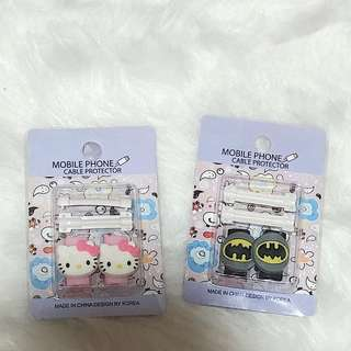 • Instock • Cartoon Mobile Phone Cable Protector