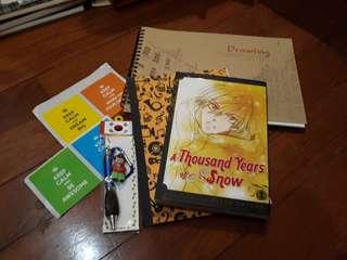 Clearance manga art