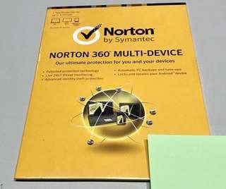 Norton 360 Multi Devices .