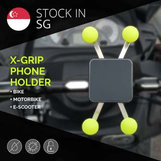 Phone Holder / For Bike, Bicycle, Motorcycle, Motorbike, Escooter