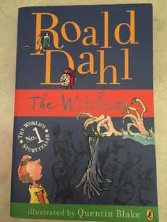 🚚 Roald Dahl children story books