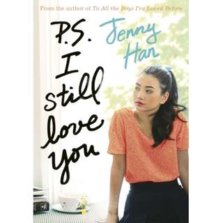 [PRE-ORDER] P.S. I Still Love You by Jenny Han (NOVEL)