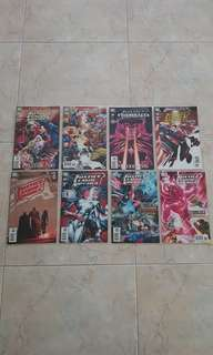 "Justice League of America Vol 2 (DC Comics 8 Issues; #27 to 34, complete story arc on ""When Worlds Collide"")"