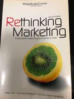 Rethinking marketing (Philip Kotler, kartajaya, hooi den Huan, Liu