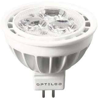 OPTILED, LED MR16, GU5.3, S500, 12V, 8W, Warm White