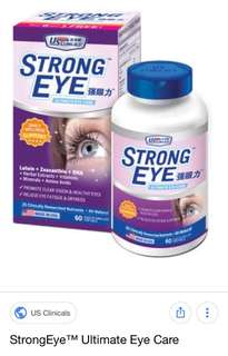StrongEye ultimate Eye Care