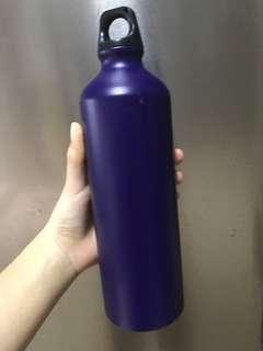 Water Bottle typo