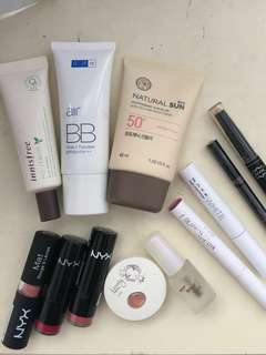 MAKEUP BUNDLE FOR CLEARANCE