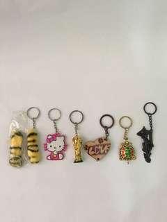 Key Chain ($2 Each)