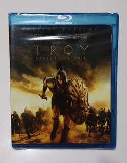 Troy: Director's Cut Bluray