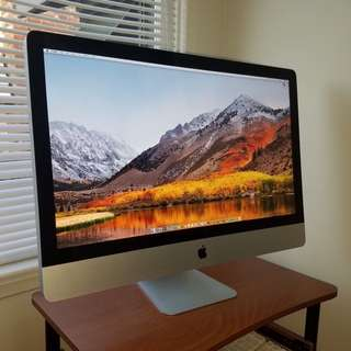 iMac 27' - like new