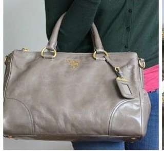 Prada Bn2324 Eastwest Satchel Vitello Bag AUTHENTIC (dont ask again if it is authentic, i'll get you blocked)