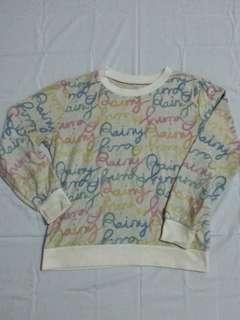 Sweater 'rainy'