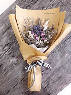 Dried Flower 🌼 Lavenders and Flora