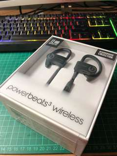 Powerbeats 3 wireless beats