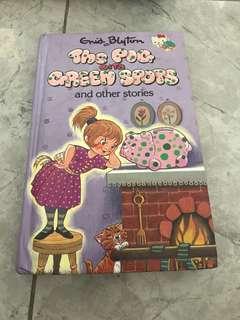 Enid Blyton hard cover books
