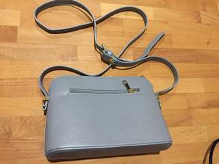 Leather Shoulder Bag | Brand New