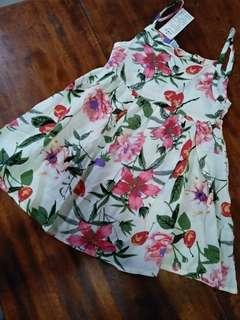 Baby Dress Cotton 4-5yo