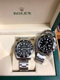 98%新 Rolex 勞力士  SUBMARINER 116610LN