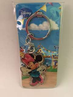 Minnie Mouse Key Chain