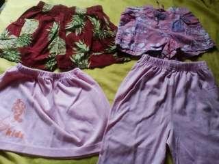 Kids Shorts/Skirt Bundle