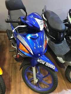 Honda wave110