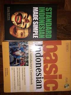 2 Bahasa language books