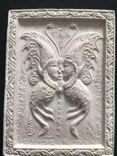 Blk A Butterfly amulet