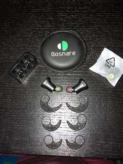 Gosnare - bluetooth ear piece ear phone head set