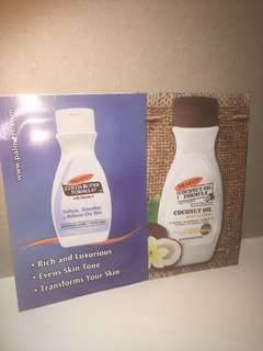 Coconut oil body lotion & Cocoa butter