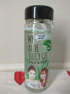 #maudecay Celebon Aloe Juicy Gel